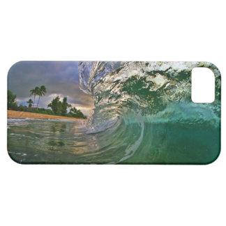 Iphone 5 Case Ocean Wave  Sunset Photo