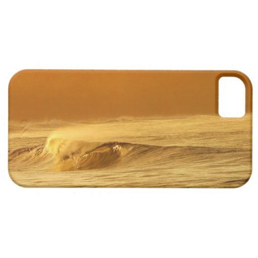 Iphone 5 Case Ocean Wave  Sunset Photo