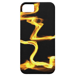 iPhone 5 case on fire