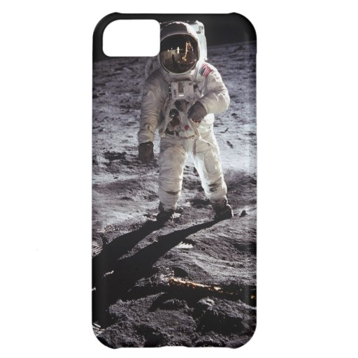 iPhone  5 Case - One Small Step- Moonwalk iPhone 5C Cover