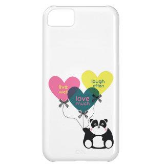iphone 5 Case - Panda Love