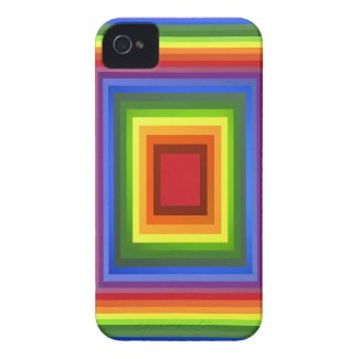 iPhone 5 Case - Rainbow Colors - Abstract Art