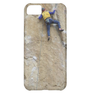 """iPhone 5 Case, Rock Climber, """"Barely There"""" Model Case For iPhone 5C"""