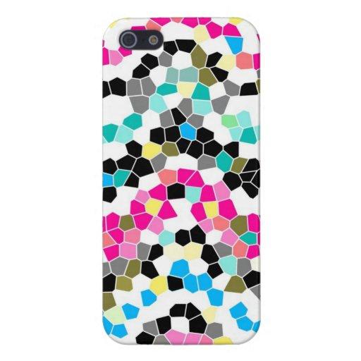iPhone 5 Case Savvy mosaic texture