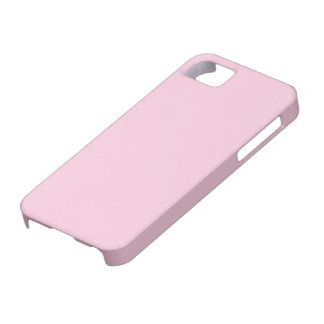 iPhone 5 Case - Solid - Light Pink