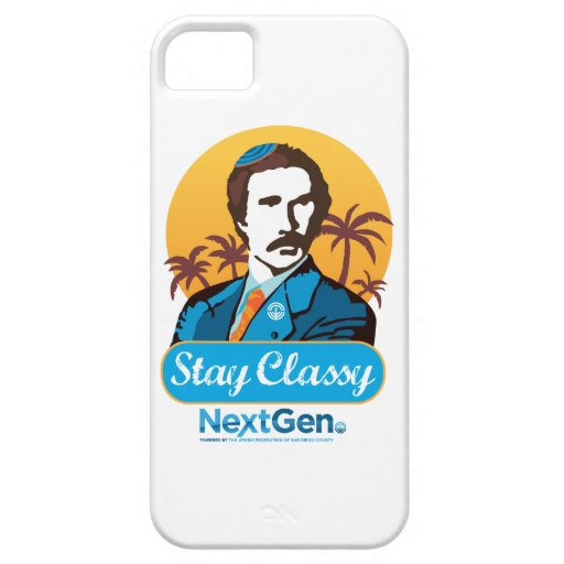 iPhone 5 Case | Stay Classy San Diego