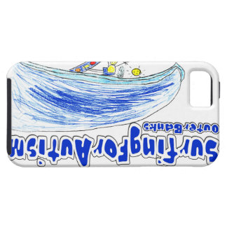 iPhone 5 Case - Surfing For Autism