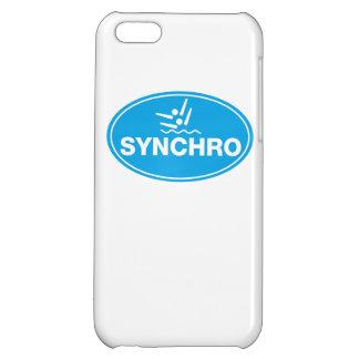 IPHONE 5 CASE - Synchronized Swimming - Icon