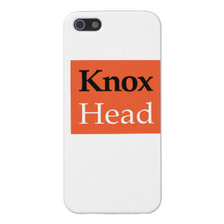 IPHONE 5 CASE - Synchronized Swimming - Knox Head