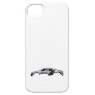 iPhone 5 case Template Audi R8 3D Change image