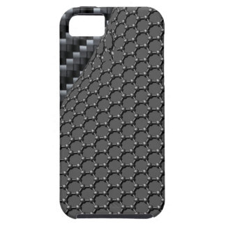 iPhone 5 case Template Carbon change image