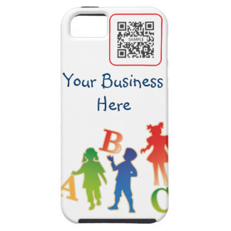 iPhone 5 Case Template Daycare