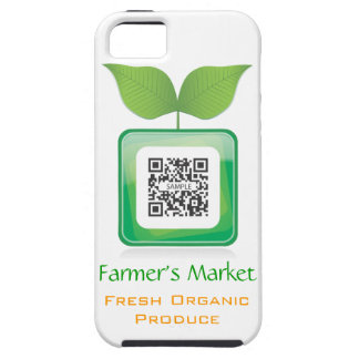 iPhone 5 Case Template Farmer's Market