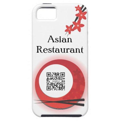 iPhone 5 Case Template Japanese Restaurant