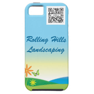 iPhone 5 Case Template Landscaping