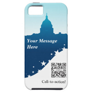 iPhone 5 Case Template US Capital Building