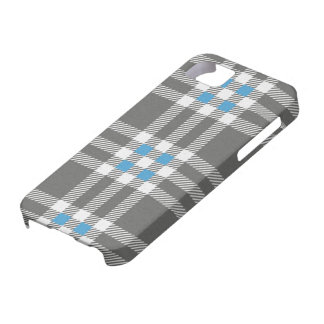 iPhone 5 Case - Texture Plaid - Plankton