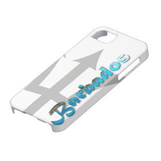 iPhone 5 Case-Tropical Barbados Barbadian Bajan iPhone SE/5/5s Case
