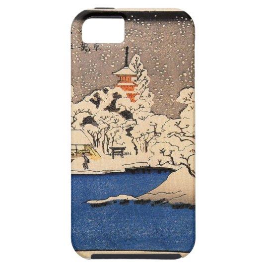iPhone 5 Case ~ Utagawa Kuniyoshi ~ Snow