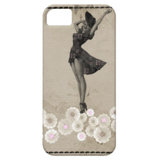 Iphone 5 case - Vintage Betty