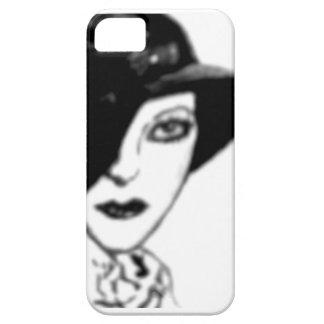 iPhone 5 Case - Vintage Flapper