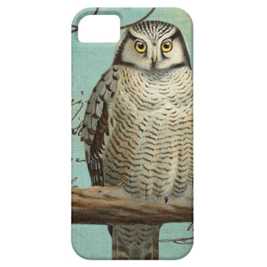 iphone 5 case.. .Vintage Owl iPhone SE/5/5s Case