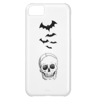 iphone 5 Case w/ Skull and Bats