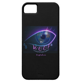 iPhone 5 Case - WEEP echoing the human condition