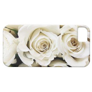iPhone 5 Case - White Roses