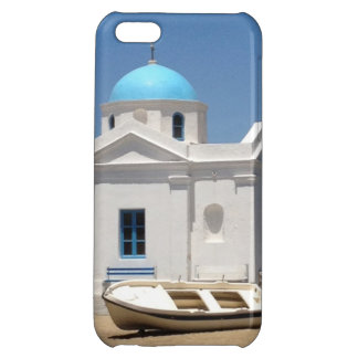 iPhone 5 case with beautiful Greecian background
