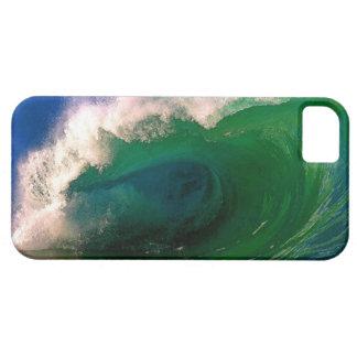 iPhone 5 Case with Big Ocean Wave Image
