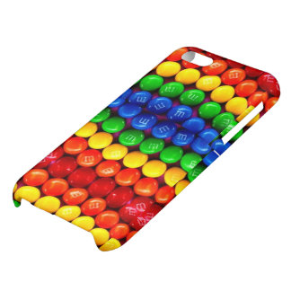 iphone 5 case with delicious mnm cover