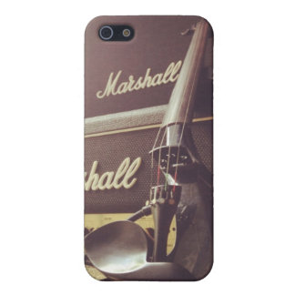 iphone 5 case with electric violin