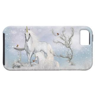 iPhone 5 Case with Fantasy Unicorns