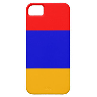 IPhone 5 Case with Flag of Armenia