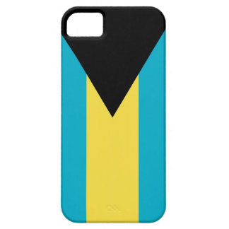 IPhone 5 Case with Flag of Bahamas