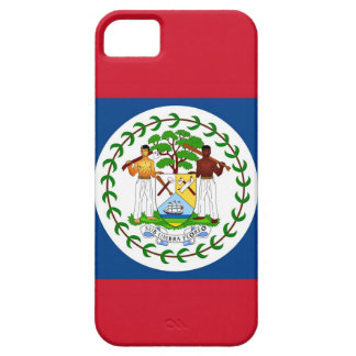 IPhone 5 Case with Flag of Belize