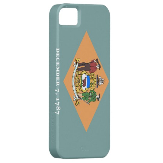 IPhone 5 Case with Flag of Delaware