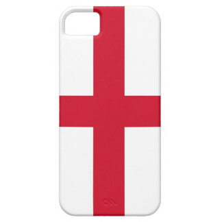 IPhone 5 Case with Flag of England