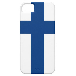 IPhone 5 Case with Flag of Finland