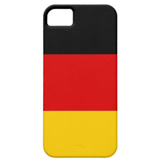 IPhone 5 Case with Flag of Germany