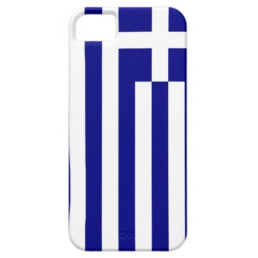 IPhone 5 Case with Flag of Greece
