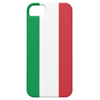 IPhone 5 Case with Flag of Italy