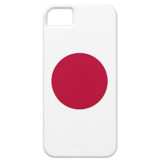 IPhone 5 Case with Flag of Japan