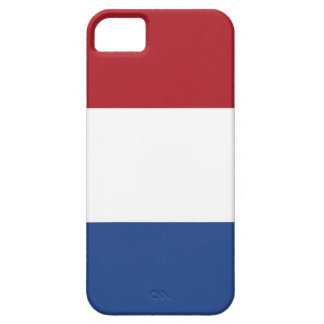 IPhone 5 Case with Flag of Netherlands