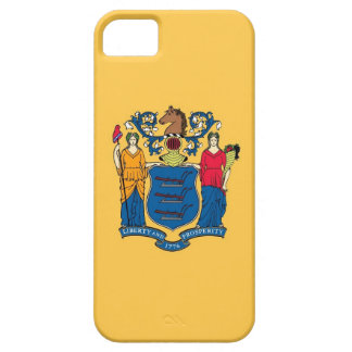 IPhone 5 Case with Flag of New Jersey