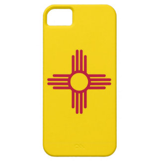 IPhone 5 Case with Flag of New Mexico