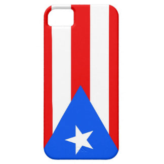 IPhone 5 Case with Flag of Puerto Rico