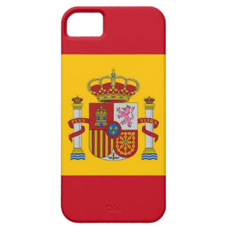IPhone 5 Case with Flag of Spain