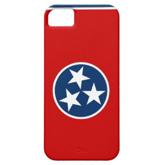 IPhone 5 Case with Flag of Tennessee